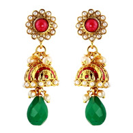 1 Gram Gold RasRawa Earrings 10