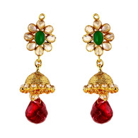 1 Gram Gold RasRawa Earrings 21