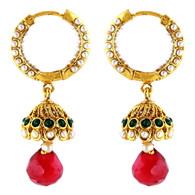 1 Gram Gold Studded Earrings 25