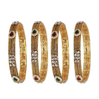 1 Gram Gold RasRawa Bangles 16