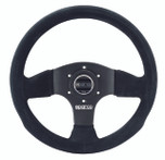 Sparco P 300 300mm Suede- 015P300SN (015P300SN)