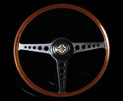 Moto-Lita Jaguar XKE Type OEM Classic Replacement Steering Wheel