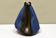 Nardi Leather Gaiter Black / Blue (3600.03.0000)