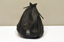 Nardi Leather Gaiter Black (3600.01.0000)