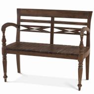English Garden Love Seat - Size: 86H x 104W x 51D (cm)