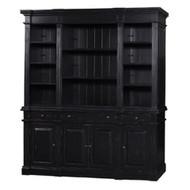 Roosevelt Estate Bookcase - Size: 221H x 200W x 49D (cm)