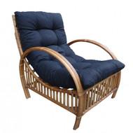 Brighton Lounge Chair - Hamptons Style