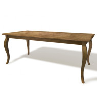 Huesca Provincial Rustic Dining Table