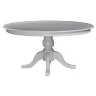 Farmhouse Round Dining Table 150cm - Size: 76H x 152W x 152D (cm)