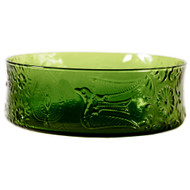 Tapestry Bowl - Green