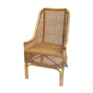 Albany Rattan Dining Chair