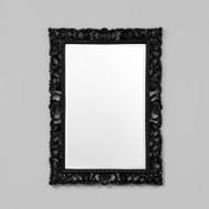 Amelie Mirror Gloss Black