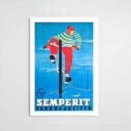 Framed Print: Semperit