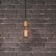 "Indiana Pendant Light 10"" Gallery Direct"