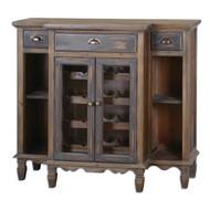 Suzette Wine Cabinet by Uttermost