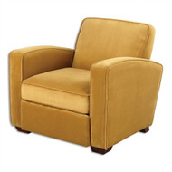Somac Armchair by Uttermost