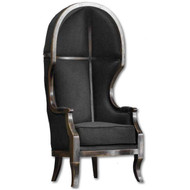 Nadira Canopy Chair by Uttermost