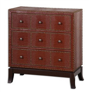 Calocero 9 Drawer Chest by Uttermost