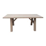 Bella House Geneva Dining Table 200cm - French Oak