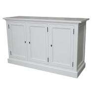 Bella House Geneva Sideboard Small - White