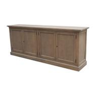 Bella House Geneva Sideboard Large - French Oak