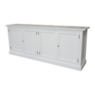 Bella House Geneva Sideboard Large - White