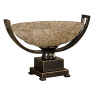 Crystal Palace Centerpiece by Uttermost