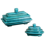 Indra Boxes - Set of 2 by Uttermost