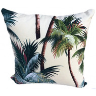 Palm Tree Cushion 60x60