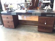 Remi Desk w/ File Drawer - Beech Wood /RCT