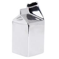 Porcelain Milk Jug - Silver Limited Edition