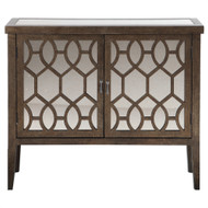 Kelson Console Cabinet by Uttermost