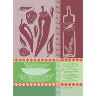 Tea Towel PIMENTS