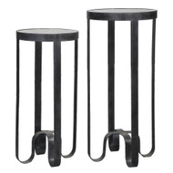Arusi Accent Tables S/2 by Uttermost