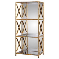 Deedra Etagere by Uttermost