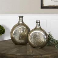 Euryl Vases - Set of 2 by Uttermost