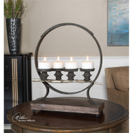 Mathis Candleholder by Uttermost