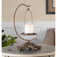 Starfish Candleholder by Uttermost