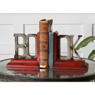 Book Bookends - Set of 2 by Uttermost