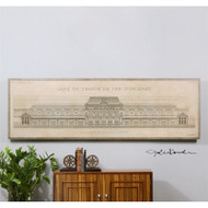D'Orleans a Prints Framed by Uttermost