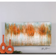 Autumn Waves a Paintings by Uttermost