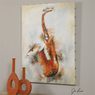 Brass Saxophone a Paintings by Uttermost