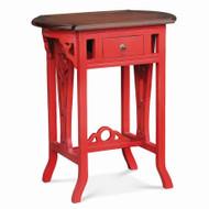 Art Nouveau Side Table - Size: 70H x 61W x 41D (cm)