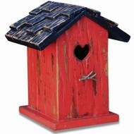 Bird House M - Size: 31H x 28W x 23D (cm)