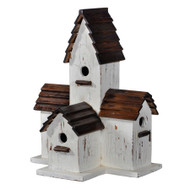 Bird House A - Size: 64H x 51W x 33D (cm)