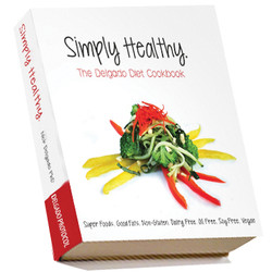 Simply Healthy Cookbook - Softcover