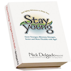 Stay Young - DIGITAL PDF DOWNLOAD