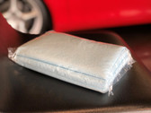 Blue Edge-Less Microfiber Towels