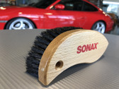 Sonax Textile, alcantara and suede detail brush