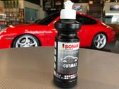 Sonax CutMax buffing compound 250ml bottle
